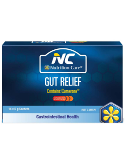 NC by Nutrition Care Gut Relief Sachet 5g x 14 Pack | Vitality and Wellness Centre