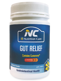 NC By Nutrition Care Gut Relief  150g Powder | Vitality and Wellness Centre
