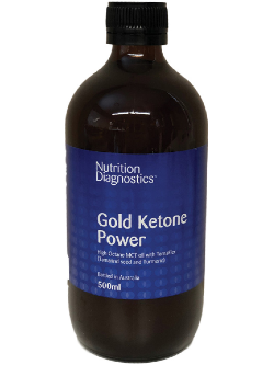 Nutrition Diagnostics Gold Ketone Power 500ml | Vitality and Wellness Centre