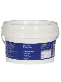 Nutrition Diagnostics ProteinBoost 500g Powder | Vitality and Wellness Centre