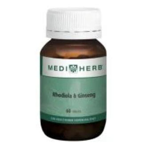 MediHerb Rhodiola & Ginseng | Vitality and Wellness Centre