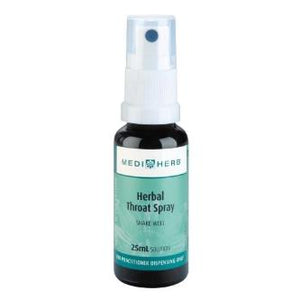 MediHerb Herbal Throat Spray | Vitality and Wellness Centre