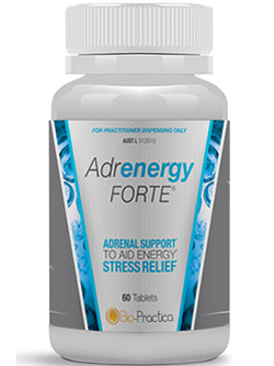 Bio-Practica Adrenergy FORTE® 60 Tablets | Vitality and Wellness Centre