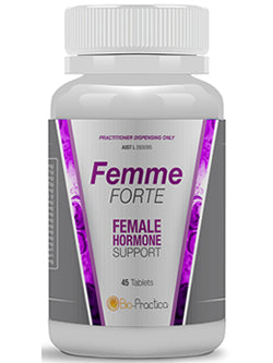 Bio-Practica Femme FORTE | Vitality and Wellness Centre