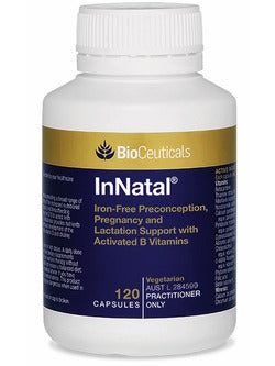 BioCeuticals InNatal 120 Capsules | Vitality And Wellness Centre
