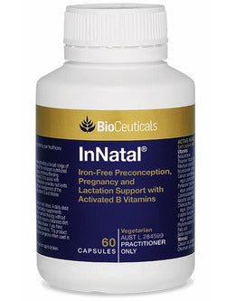 BioCeuticals InNatal 60 Capsules | Vitality And Wellness Centre