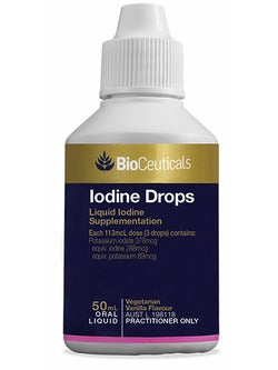 BioCeuticals Iodine Drops | Vitality And Wellness Centre