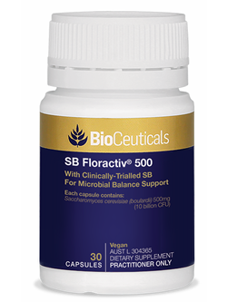 BioCeuticals SB Floractiv 500 | Vitality And Wellness Centre