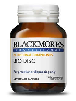 Blackmores Professional Bio-Disc 60 Capsules | Vitality And Wellness Centre