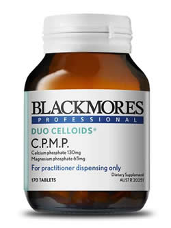Blackmores Professional C.P.M.P 170 Tablets | Vitality And Wellness Centre