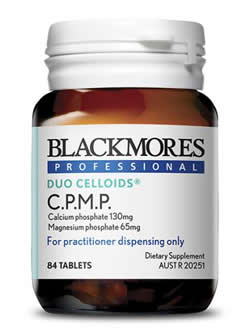 Blackmores Professional C.P.M.P 84 Tablets | Vitality And Wellness Centre