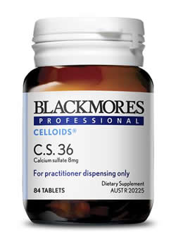Blackmores Professional C.S.36 | Vitality And Wellness Centre