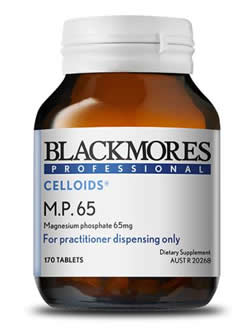 Blackmores Professional M.P.65 170 tablets | Vitality And Wellness Centre