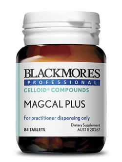 Blackmores Professional Magcal Plus 84 Tablets