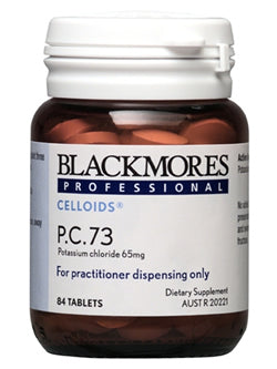 Blackmores Professional P.C.73 84 Tablets