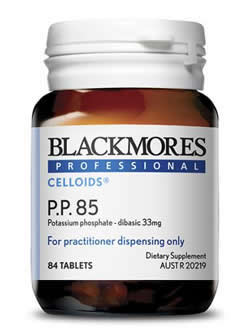 Blackmores Professional P.P.85 | Vitality And Wellness Centre