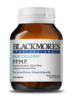 Blackmores Professional P.P.M.P 170 Tablets | Vitality And Wellness Centre