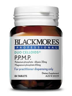 Blackmores Professional P.P.M.P 84 Tablets | Vitality And Wellness Centre