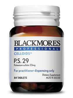 Blackmores Professional P.S.29 84 Tablets