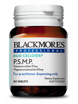 Blackmores Professional P.S.M.P 84 Tablets