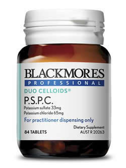 Blackmores Professional P.S.P.C 84 Tablets