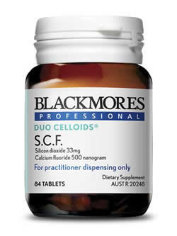 Blackmores Professional S.C.F 170 Tablets | Vitality And Wellness Centre