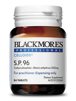 Blackmores Professional S.P.96 | Vitality And Wellness Centre