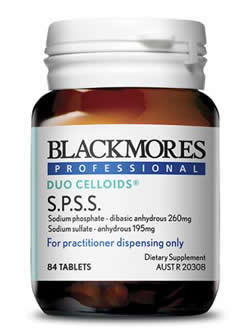 Blackmores Professional S.P.S.S | Vitality And Wellness Centre