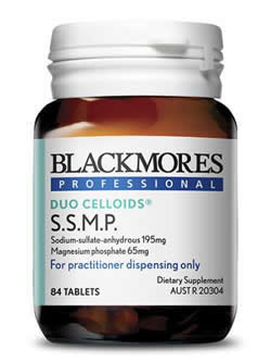 Blackmores Professional S.S.M.P | Vitality And Wellness Centre