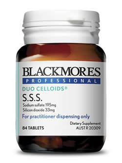 Blackmores Professional S.S.S | Vitality And Wellness Centre