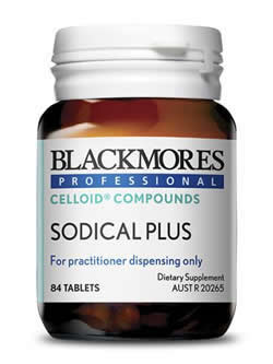 Blackmores Professional Sodical Plus | Vitality And Wellness Centre