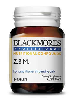 Blackmores Professional Z.B.M | Vitality And Wellness Centre