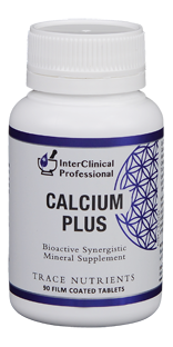 InterClinical Professional Calcium Plus | Vitality and Wellness Centre