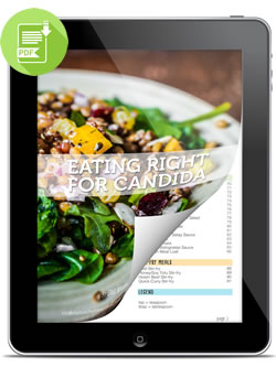 Eating Right For Candida E-Book