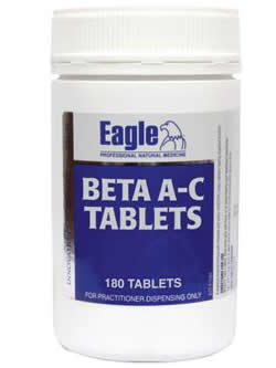 Eagle Beta A-C Tablets 180 | Vitality and Wellness Centre