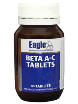 Eagle Beta A-C Tablets 60 | Vitality and Wellness Centre
