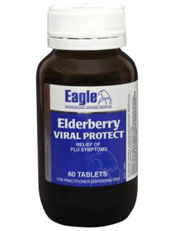 Eagle Elderberry Viral Protect 60 Tablets