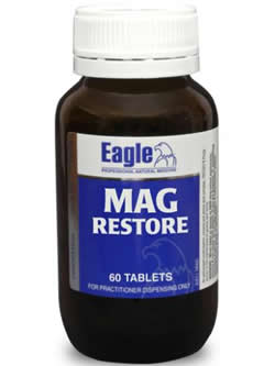 Eagle Mag Restore 60 Tablets | Vitality and Wellness Centre