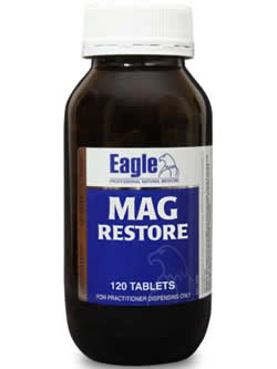 Eagle Mag Restore 120 Tablets | Vitality and Wellness Centre
