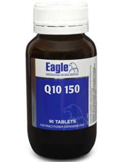 Eagle Q10 150mg | Vitality and Wellness Centre