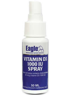 Eagle Vitamin D3 1000 IU Spray | Vitality and Wellness Centre