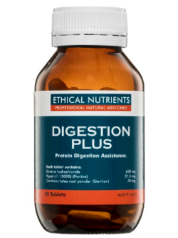 Ethical Nutrients Digestion Plus 90 Tablets | Vitality and Wellness Centre