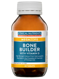 Ethical Nutrients Bone Builder 60 Tablets | Vitality and Wellness Centre