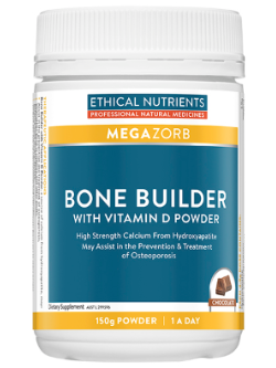 Ethical Nutrients Bone Builder 150g Powder | Vitality and Wellness Centre