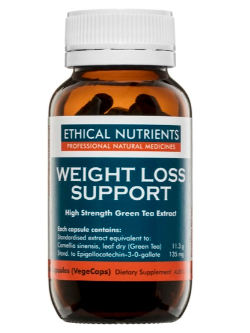 Ethical Nutrients Weight Loss Support 60 Capsules | Vitality and Wellness Centre