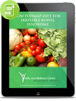 Free PDF Low FODMAP Diet for IBS