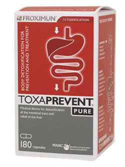FROXIMUN® TOXAPREVENT® MEDI PURE 180 Capsules | Vitality and Wellness Centre