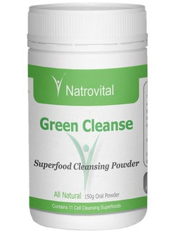 NatroVital®  Green Cleanse | Vitality And Wellness Centre