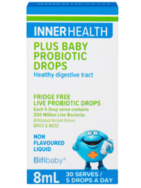 Inner Health Plus Baby Probiotic Drops