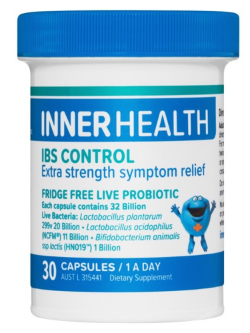 Inner Health IBS 30 Control | Vitality and Wellness Centre